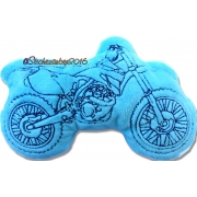 "ITH-Baby-Pillow ""Bike"""